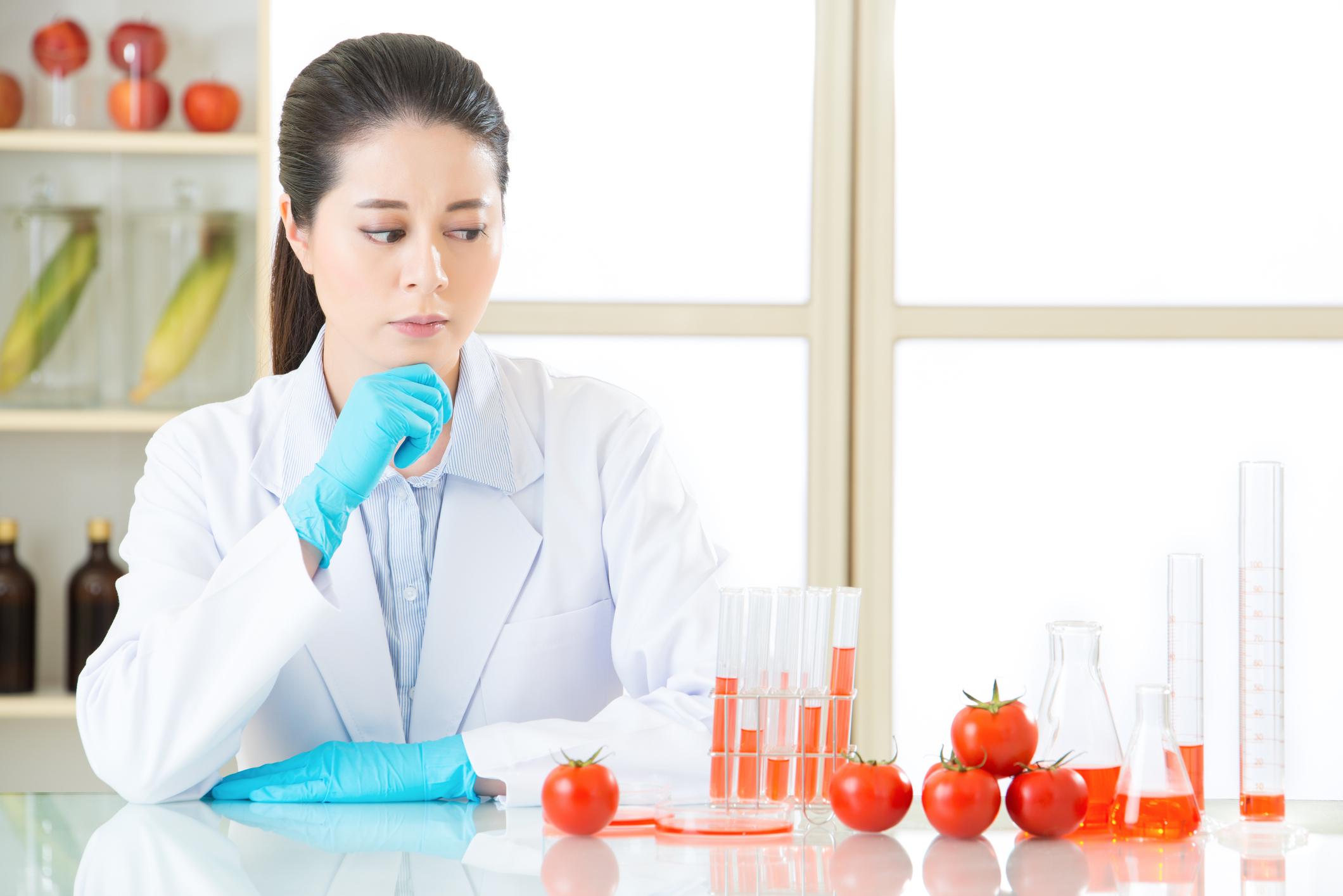 Mat og vitenskap.